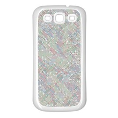 Solved Word Search Samsung Galaxy S3 Back Case (white)