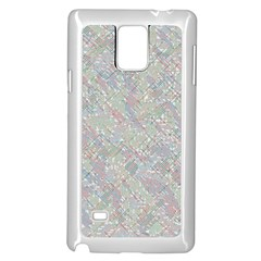 Solved Word Search Samsung Galaxy Note 4 Case (white)