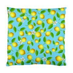 Lemon Pattern Standard Cushion Case (one Side)