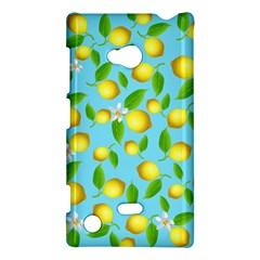 Lemon Pattern Nokia Lumia 720