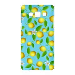 Lemon Pattern Samsung Galaxy A5 Hardshell Case