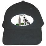 Great Dane Black Cap Front