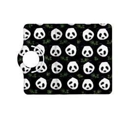 Panda Pattern Kindle Fire Hd (2013) Flip 360 Case