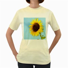 Sunflower Women s Yellow T Shirt
