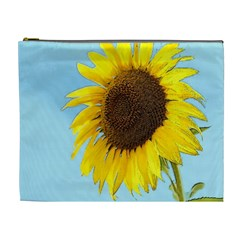 Sunflower Cosmetic Bag (xl)
