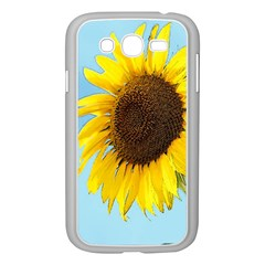 Sunflower Samsung Galaxy Grand Duos I9082 Case (white)