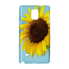 Sunflower Samsung Galaxy Note 4 Hardshell Case