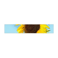 Sunflower Flano Scarf (mini)