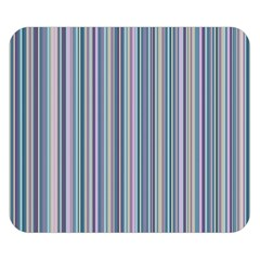 Lines Double Sided Flano Blanket (small)