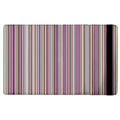 Lines Apple Ipad 3/4 Flip Case