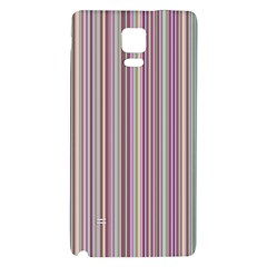 Lines Galaxy Note 4 Back Case
