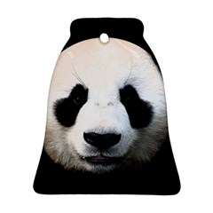 Panda Face Ornament (bell)