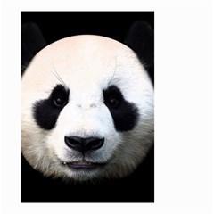 Panda Face Small Garden Flag (two Sides)