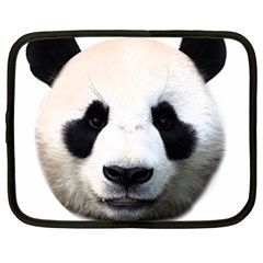 Panda Face Netbook Case (xxl)