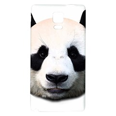 Panda Face Galaxy Note 4 Back Case
