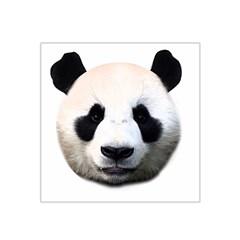 Panda Face Satin Bandana Scarf
