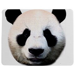 Panda Face Jigsaw Puzzle Photo Stand (rectangular)