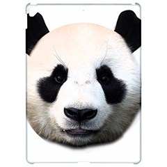 Panda Face Apple Ipad Pro 12 9   Hardshell Case
