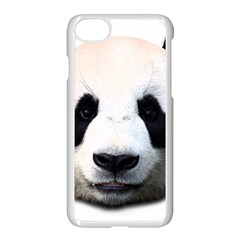 Panda Face Apple Iphone 7 Seamless Case (white)