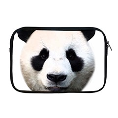 Panda Face Apple Macbook Pro 17  Zipper Case