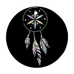Dreamcatcher  Ornament (round)
