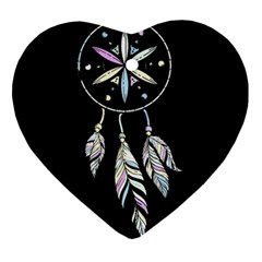 Dreamcatcher  Ornament (heart)