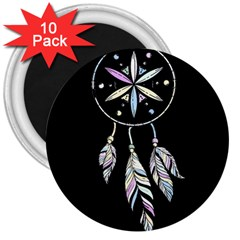 Dreamcatcher  3  Magnets (10 Pack)