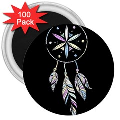 Dreamcatcher  3  Magnets (100 Pack)