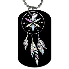 Dreamcatcher  Dog Tag (two Sides)