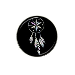 Dreamcatcher  Hat Clip Ball Marker (4 Pack)