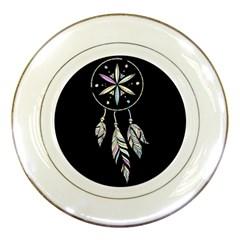 Dreamcatcher  Porcelain Plates