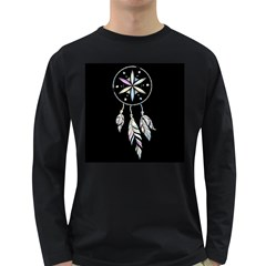 Dreamcatcher  Long Sleeve Dark T Shirts