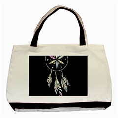 Dreamcatcher  Basic Tote Bag (two Sides)