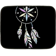 Dreamcatcher  Fleece Blanket (mini)