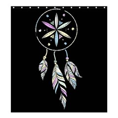 Dreamcatcher  Shower Curtain 66  X 72  (large)