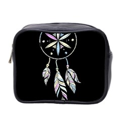 Dreamcatcher  Mini Toiletries Bag 2 Side