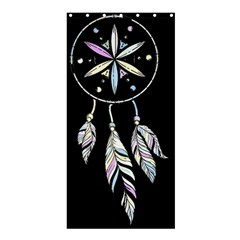 Dreamcatcher  Shower Curtain 36  X 72  (stall)