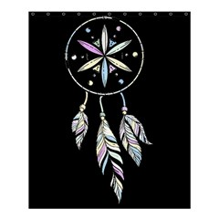 Dreamcatcher  Shower Curtain 60  X 72  (medium)