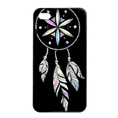 Dreamcatcher  Apple Iphone 4/4s Seamless Case (black)