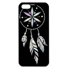 Dreamcatcher  Apple Iphone 5 Seamless Case (black)