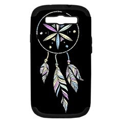 Dreamcatcher  Samsung Galaxy S Iii Hardshell Case (pc+silicone)