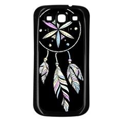 Dreamcatcher  Samsung Galaxy S3 Back Case (black)