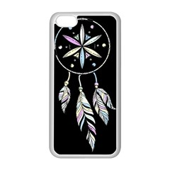 Dreamcatcher  Apple Iphone 5c Seamless Case (white)