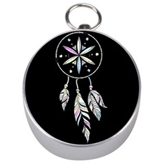 Dreamcatcher  Silver Compasses