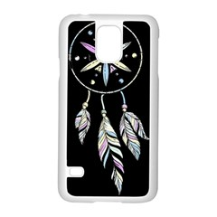 Dreamcatcher  Samsung Galaxy S5 Case (white)