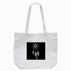 Dreamcatcher  Tote Bag (white)