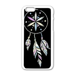 Dreamcatcher  Apple Iphone 6/6s White Enamel Case