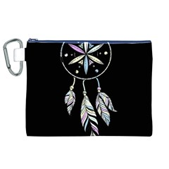 Dreamcatcher  Canvas Cosmetic Bag (xl)