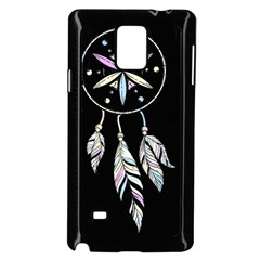 Dreamcatcher  Samsung Galaxy Note 4 Case (black)