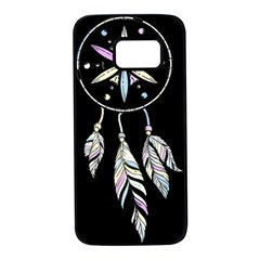 Dreamcatcher  Samsung Galaxy S7 Black Seamless Case